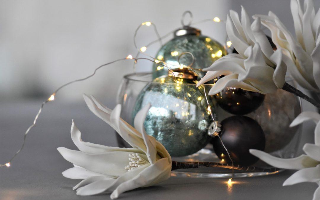Come rinnovare il tuo soggiorno per Natale